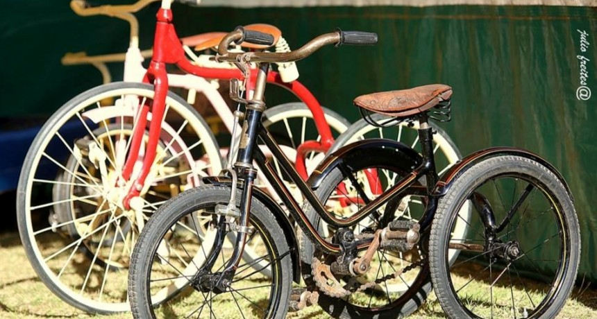 La Pasión por los triciclos, bicicletas y…