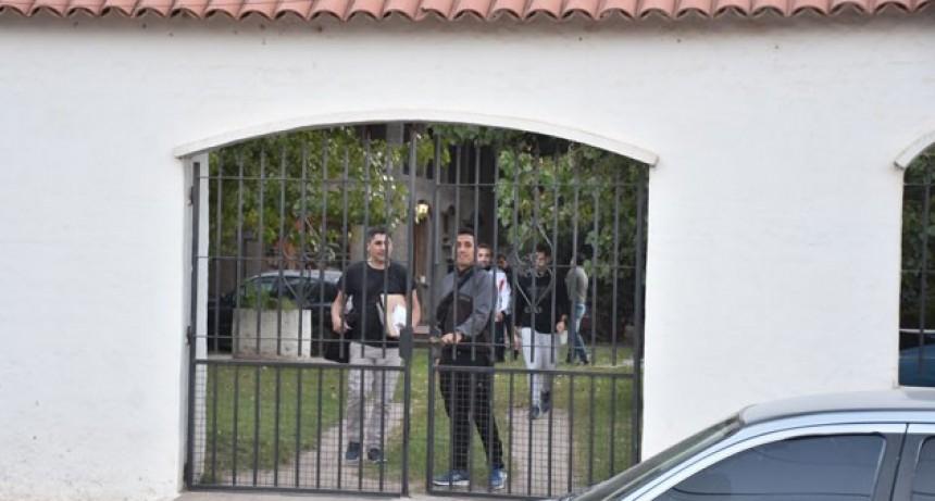 Allanan al siquiatra García García