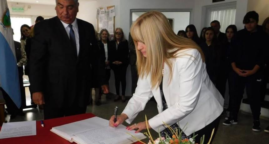 María Liz Figueroa Echeveste es la Jueza Sustituta en Victorica