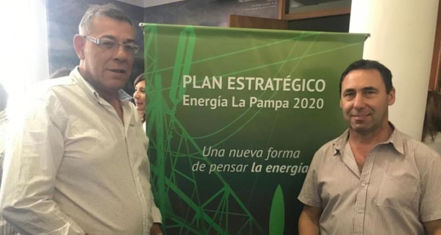 LA CEVIC PRESENTE EN EL LANZAMIENTO DEL PLAN ESTRATÉGICO PARA LOGRAR LA SOBERANÍA ENERGÉTICA