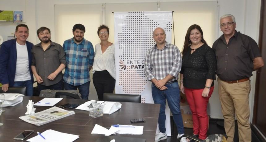 MAGGIO ASUME LA PRESIDENCIA DEL ENTE CULTURAL PATAGONIA