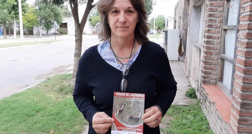 VENADO DE LAS PAMPAS: LA POBLACION SE VIENE RECUPERANDO