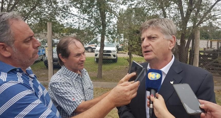 Coronavirus: Ziliotto anunció el blindaje de ingreso a La Pampa y difundirá el listado de personas en cuarentena