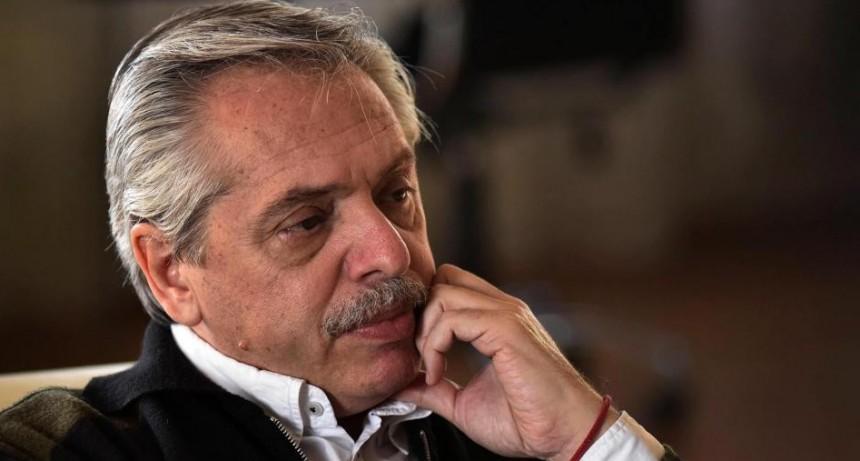 El mensaje de Alberto Fernández por el 24 de marzo: Seguimos reclamando desde casa,  Memoria, Verdad y Justicia