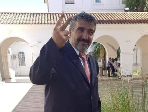 GUILLERMO FARANA, NUEVO INTENDENTE DE SANTA ISABEL