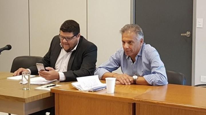 Juicio por el Megaestadio: Pidieron un año de prisión en suspenso para el ex ministro de Obras Públicas, Jorge Varela