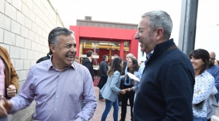 Cornejo pidió un radical como vice de Macri en 2019...