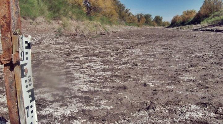 Mendoza corta por 125 días el río Atuel