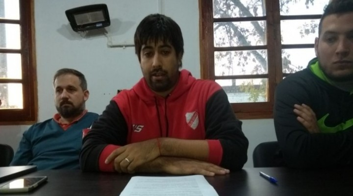 Damián Camargo es el Coordinador del Básquet de Cochico