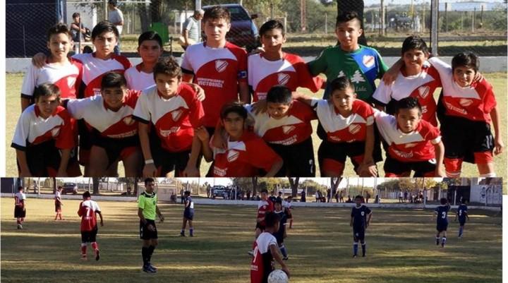 Inferiores: Cochico recibió a Sarmiento