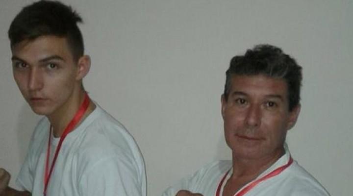 Victoriquenses campeones en Taekwondo