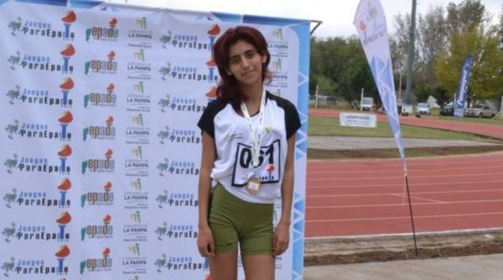 Agustina Frías ganó en Salto en Alto