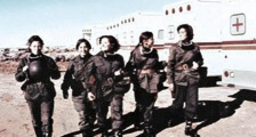 Las mujeres que fueron parte de la guerra