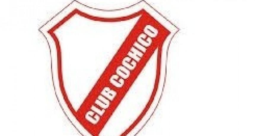 COCHICO ARRANCO CON LAS ESCUELAS DEPORTIVAS
