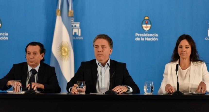 """El congelamiento de tarifas no incluye a La Pampa, pero Dujovne pide """"esfuerzo"""" y """"acompañamiento"""""""