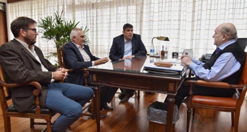 Portezuelo: Verna participará de la próxima reunión del Consejo de Gobierno