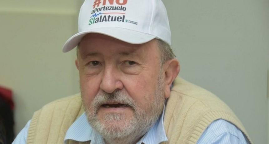 """""""Antes nos cagaba Macri ahora nos cagó un compañero"""" dijo el ex gobernador, sobre la financiación de Portezuelo"""
