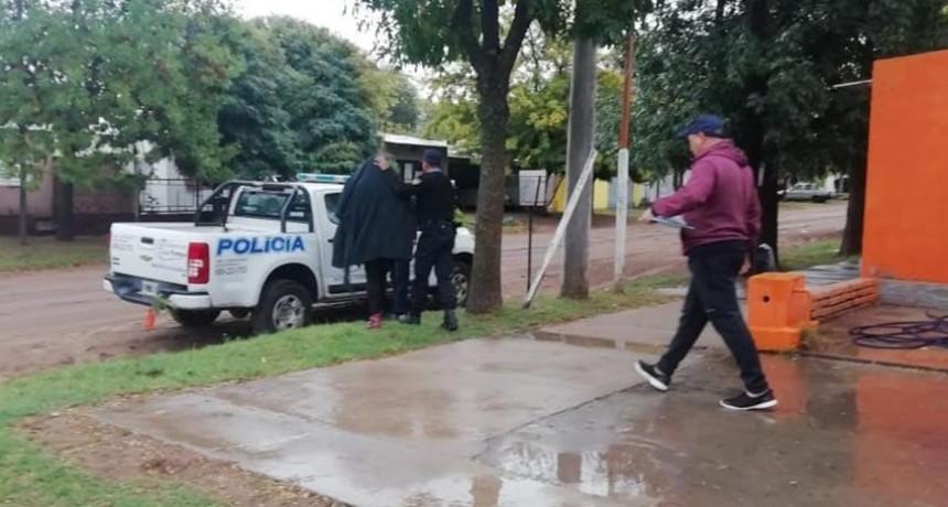 VICTORICA: RECUPERAN $300 MIL,  HAY UNA PERSONA DETENIDA
