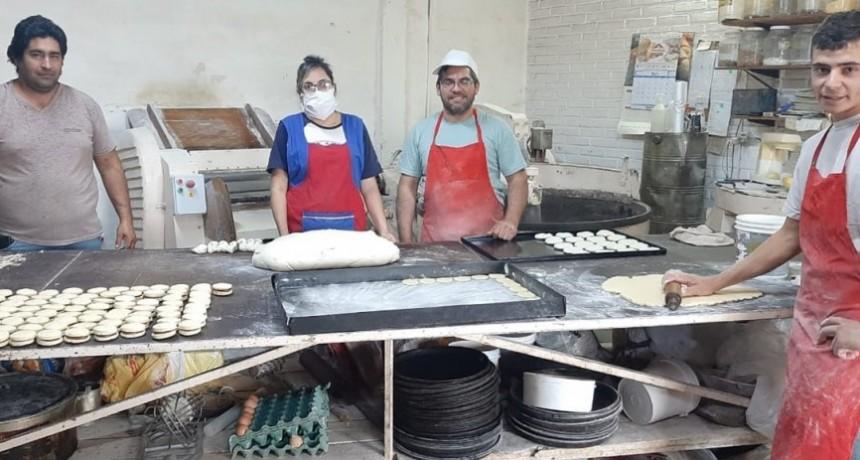 VICTORICA: PASA A BUSCAR EL PAN, TE LO ANOTO, DESPUES VEMOS COMO ME LO PAGAS