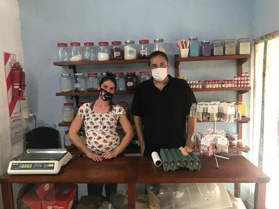 VICTORICA: LUCIA PALERMO SE SUMA A PROGRAMA PROVINCIAL DEPORTIVO