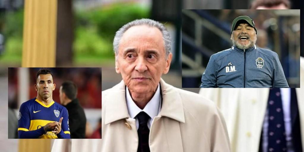Magnetto, Tevez, los herederos de Maradona y otros 70 multimillonarios fueron a la justicia para no pagar el Impuesto a las grandes fortunas