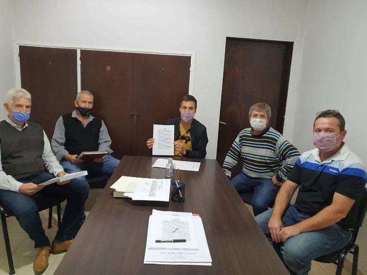 TELEN: PUNTA DE RIEL ES PARTE DE LA FLAMANTE CAMARA DEL VINO DE LA PAMPA