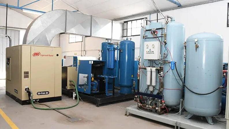 La Pampa tienen garantizada la provisión de oxígeno medicinal