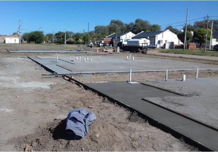 TELEN: COMENZARON LA CONSTRUCCIÓN DE VIVIENDAS DEL PLAN MI CASA