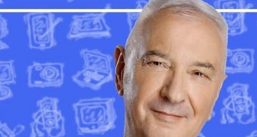 A los 73 años, con coronavirus: Murió el periodista Mauro Viale