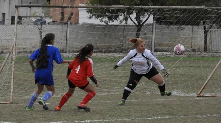 Arrancó el Fútbol Femenino