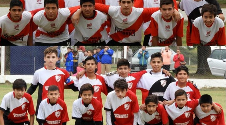 Inferiores: Cochico visitó a Mac Allister