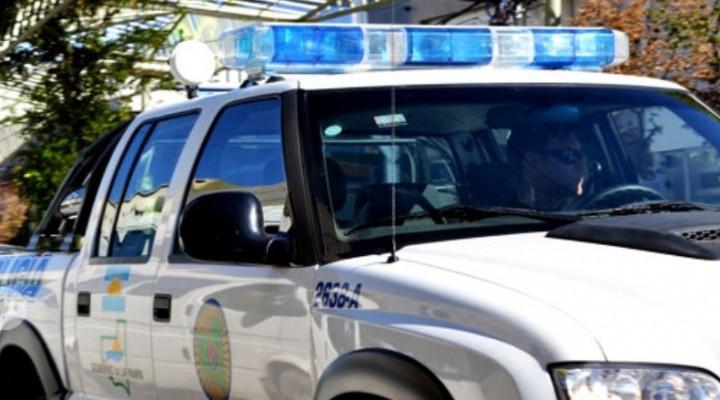 VICTORICA: SE EMBORRACHÓ, ROMPIÓ EL VIDRIO DE SU CASA, INSULTÓ A LA POLICÍA ,Y FUE DEMORADO