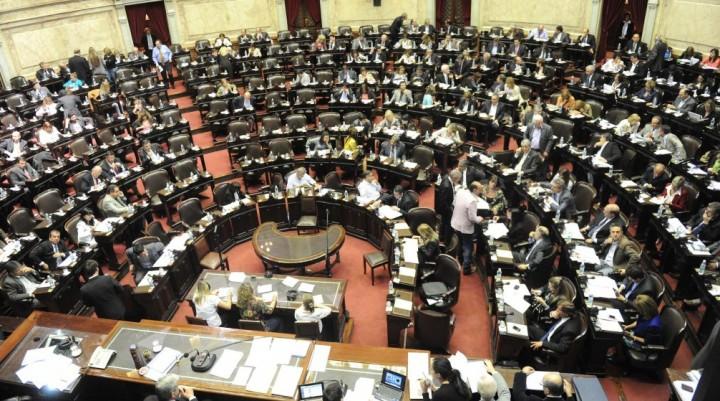 Macri logró sancionar la ley de mercado de capitales con apoyo de los gobernadores