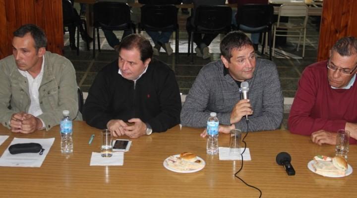Lanzamiento del Curso de Arbitraje en Victorica