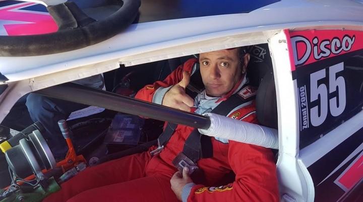 Bruno Campero tercero en la Clasifica de hoy