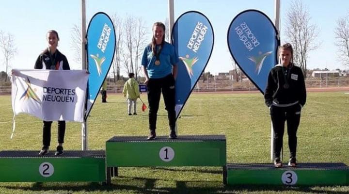EPADE 2018: Juliana Rodríguez consiguió otra medalla para La Pampa