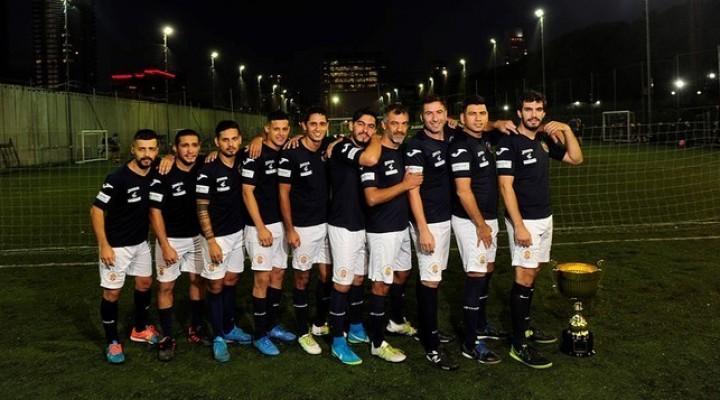 Selección Argentina de Futbolistas Gays Campeones: ….Messi ellos ya la ganaron