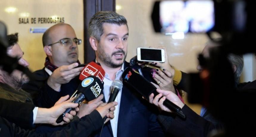 Peña confirmó que Macri ya vetó a la ley de tarifas y desafió al PJ:  Vamos a ganar en 2019