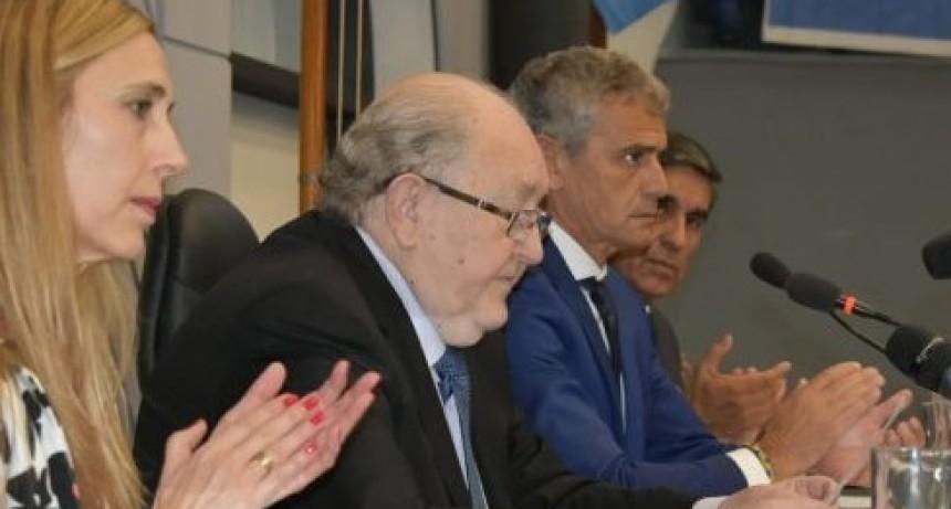 """""""EMPATEL"""": Así definió el gobernador Verna a la futura empresa provincial de Telecomunicaciones"""