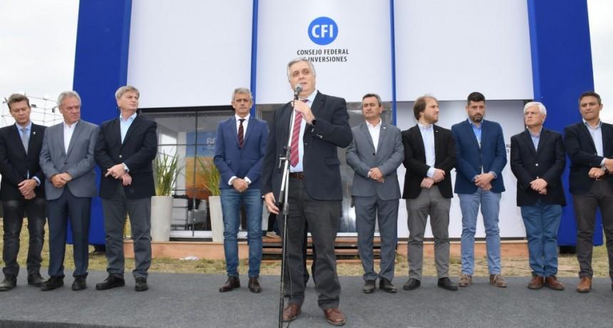 Quedó inaugurada la 7º edición de Expo PyMEs La Pampa 2019