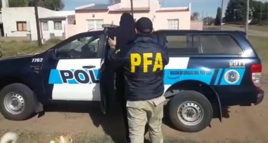 Detuvieron a un hombre por tenencia y tráfico de drogas en Victorica