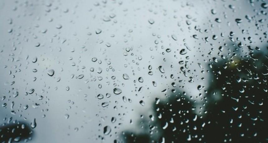 La lluvia trajo algo de alivio en medio de la sequía: la máxima, en Carro Quemado