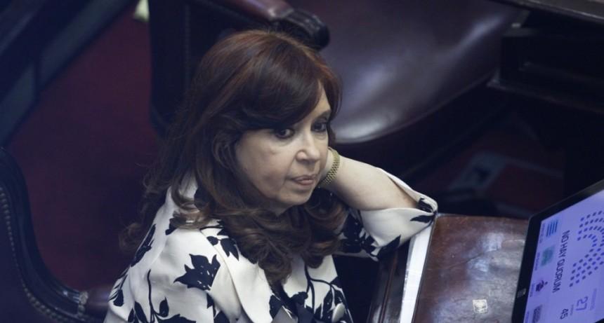 Cristina se bajó y va de vice de Alberto Fernández, en una jugada que favorece los acuerdos en el peronismo