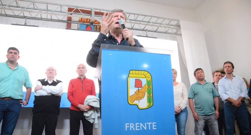 Sergio Ziliotto es el nuevo gobernador de La Pampa