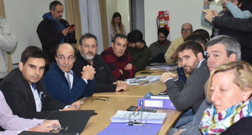 El FreJuPa denunció compra de votos en Victorica