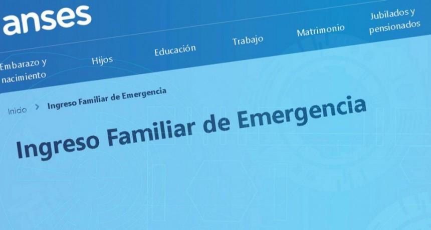 El Gobierno anunció que volverá a pagar el IFE de 10 mil pesos