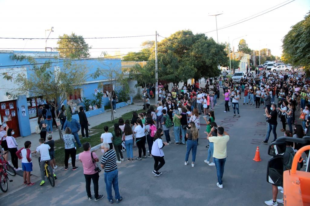 HABLO PAGELLA: LAS PERSONAS QUE VAN A LA MARCHA NO LES INTERESA LA SALUD DE LA NENA, LO QUE QUIEREN ES ODIO