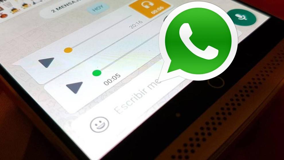 La herramienta que revolucionará los mensajes de voz de WhatsApp