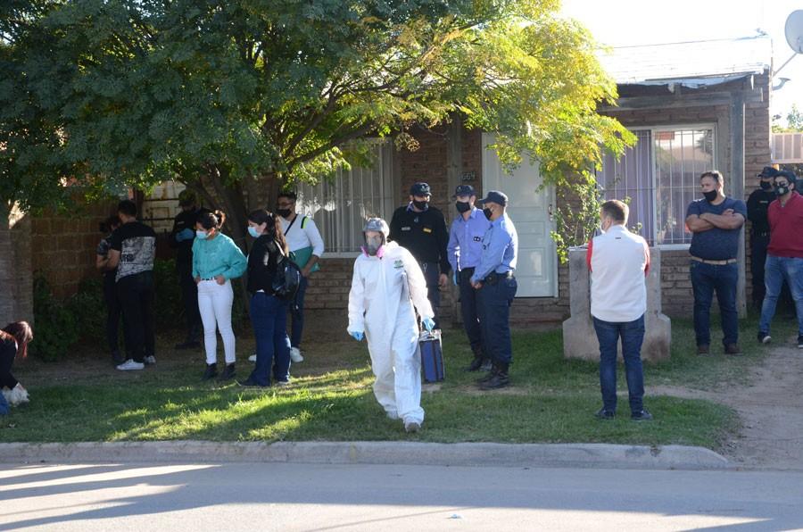 Una pantalla conectada a la red de gas, la causa de la tragedia en Santa Rosa
