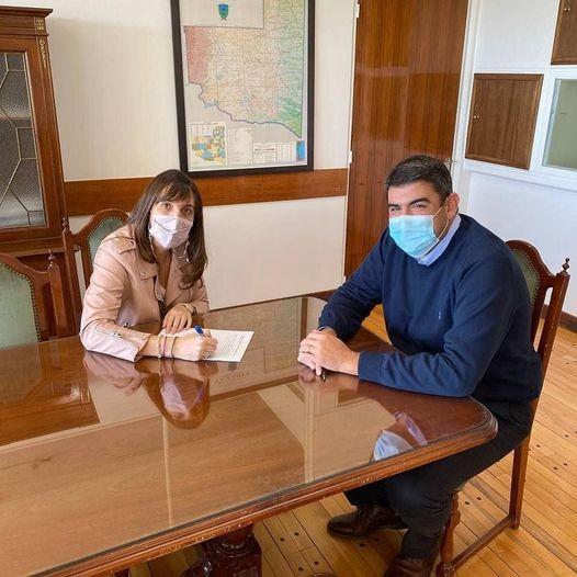 LUCHY ALONSO, NUEVA VICE PRESIDENTA DEL PJ PAMPEANO